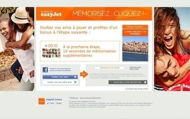 EasyJet organise un jeu sur Facebook | eMarketing2011 | Scoop.it