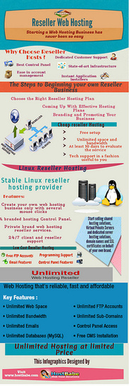 Hostbabe linux reseller hosting | Unlimited Reseller Hosting | Scoop.it