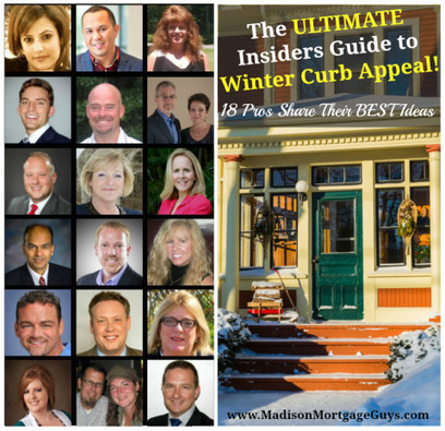 The ULTIMATE Guide to Winter Curb Appeal | Top Real Estate and Mortgage Articles | Scoop.it