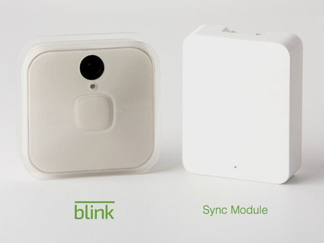 Immedia Blink Battery Powered HD Security Camera Lasts Over One Year on Batteries (Crowdfunding) | Embedded Systems News | Scoop.it