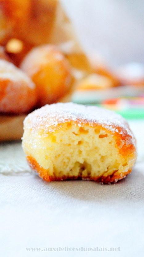 Recette De Beignet Express Facile | Recette Dessert Gâteau & Cake | Scoop.it