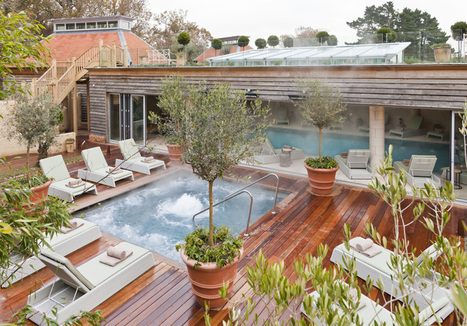 New Forest Spa Hotels | Lime Wood Hotel - The Herb House Spa | Country Hotels Spa Hampshire | Home improvements | Scoop.it