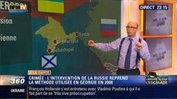 Harold à la carte: L'armée russe en Ukraine: quelle est la stratégie du Kremlin ? - 01/03   Actualités générales   Scoop.it