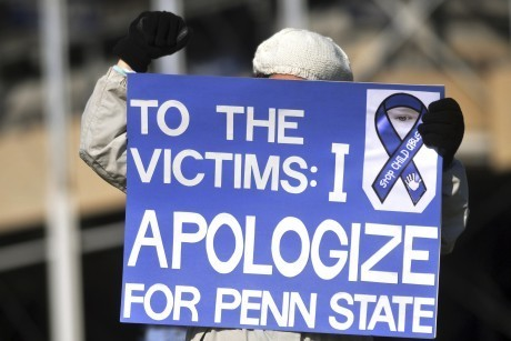 Penn State must drop football | Coffee Party Feminists | Scoop.it