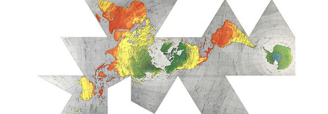 Dymaxion projection in OpenLayers | visual data | Scoop.it