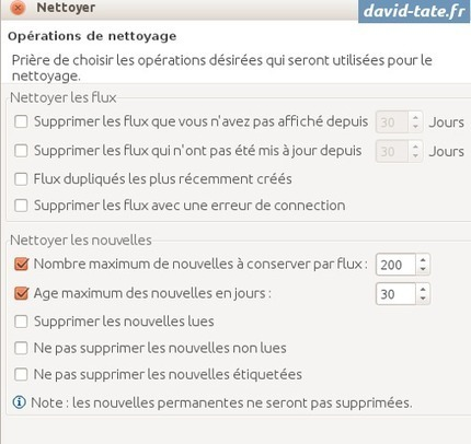 RSSOwl : comment nettoyer les flux rss | Time to Learn | Scoop.it