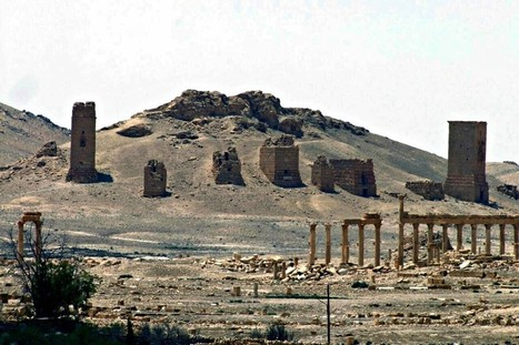 Lessons from the Rubble of Palmyra   Yr 9, 10, 11 English Classes   Scoop.it