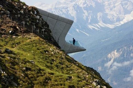 Sono gli edifici più belli del 2016: ecco i finalisti del World Architecture Festival | Mountain huts | Scoop.it