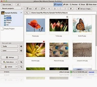 Download jAlbum 12.1  Make photo and video websites with ease | Software Download | Scoop.it
