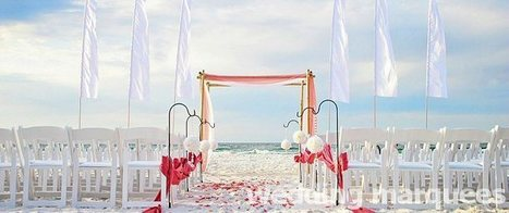 Outdoor Wedding Ceremonies Mornington Peninsula | Wedding Chairs Melbourne | Event Hire Peninsula | Scoop.it
