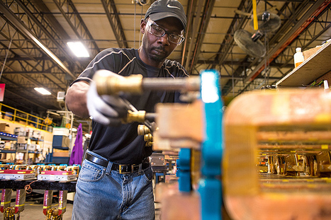 The surprising truth about American manufacturing | enjoy yourself | Scoop.it