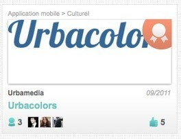Urbacolors : l'application de découverte de l'univers du Street Art | INFORMATIQUE 2013 | Scoop.it