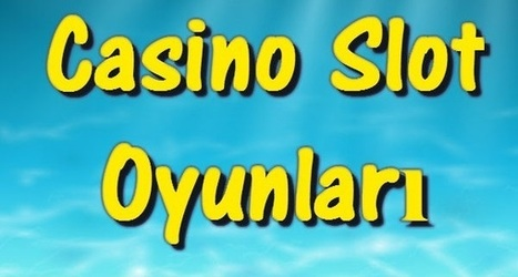 Tek Kollu Casino Slot Oyunları | Casino | Scoop.it