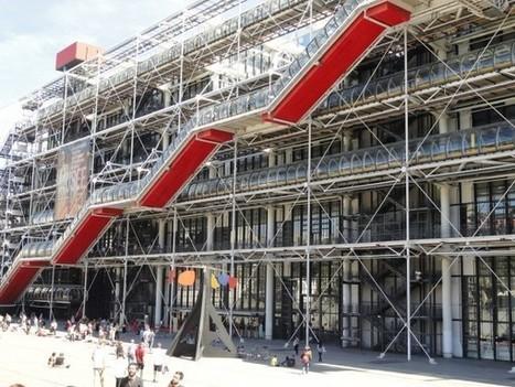 Le Centre Pompidou renouvelle ses collections permanentes | Musée et culture | Scoop.it