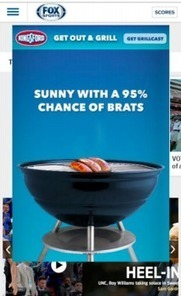 Kingsford Charcoal Successfully Incorporates Weather Targeting in Marketing Campaign - Eyeview | Säällä on valtaa | Scoop.it