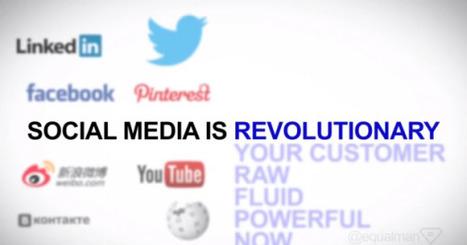 Social Media Révolution 2013, la vidéo » Marketing On The Beach | Social Media - Web 2.0 L'Information | Scoop.it