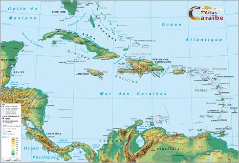 Les Cafés Géo » L'Amérique centrale l'est-elle vraiment ?   Quoi de neuf sur le web pour l'enseignement de l'histoire-géographie dans les Caraïbes?   Scoop.it