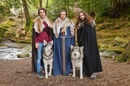 Head to Ireland, become a member of the House of Stark | Geek Style Guide | Scoop.it