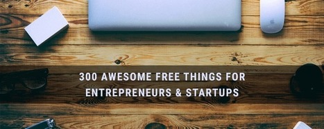 300+ Awesome Free Tools For Entrepreneurs & Startups - SalesHandy | Internet Marketing, Content, Blogging and SEO | Scoop.it