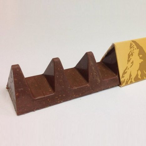 "Redesigned ""austerity Toblerone"" prompts outrage from consumers 