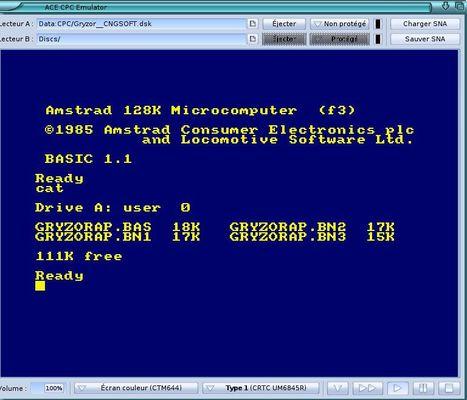 [Obligement] Test d'ACE, l'émulateur CPC pour MorphOS   Amiga   Scoop.it