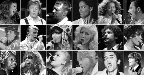 The Vocal Ranges of the Greatest Singers | Winning The Internet | Scoop.it