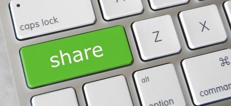Une majorité d'articles sont partagés sur les réseaux sociaux sans même être lus | François MAGNAN  Formateur Consultant | Scoop.it