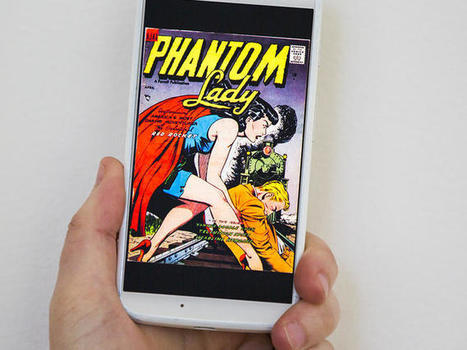Digital comics: Welcome to the club | Social theory in Popular Culture | Scoop.it