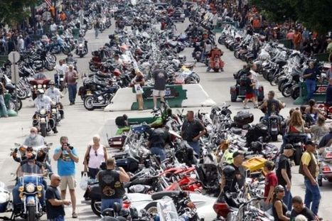 Rallygoers say Sturgis is their favorite event of the year : Sturgis Rally Daily | California Motorcycle Accident Lawyer | Scoop.it