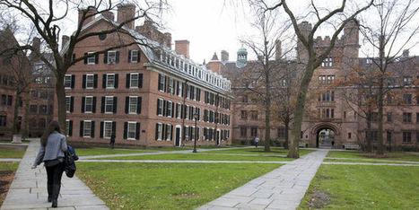A Yale, une pétition relance le débat sur l'ingérence des élèves dans les programmes | Enseignement supérieur | Scoop.it