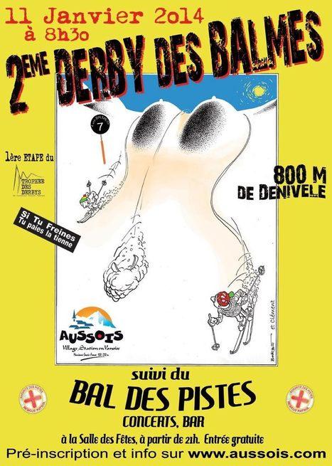 Derby des balmes à Aussois - 2ème édition - 11 janvier 2014 | Aussois | Scoop.it