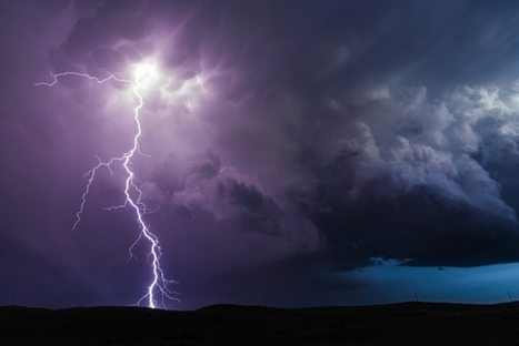 Intense thunderclouds produce haze of antimatter photons that do not fit any known source of antiparticles | Amazing Science | Scoop.it