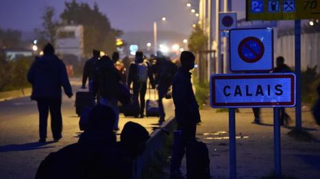 Calais : les adieux à la jungle | overblog maroc | Scoop.it