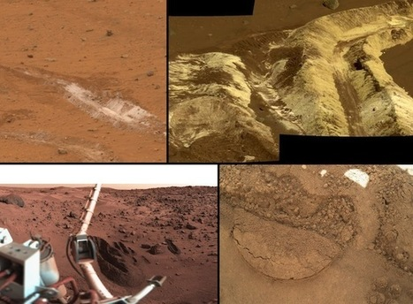 Curiosity Rover Finds Simple Organics, But Long Path Remains to Determine Life | Wired Science | Wired.com | FutureChronicles | Scoop.it