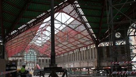 Barcelona guanyarà dues places al costat del mercat de Sant Antoni | #territori | Scoop.it