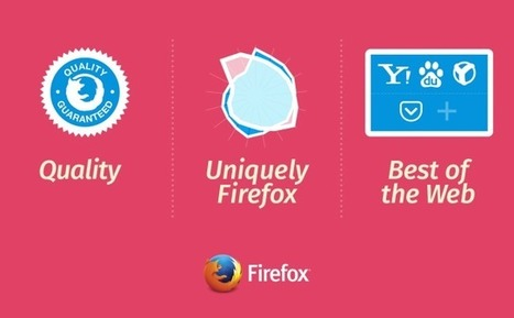 Big changes are coming to Firefox, to win back users and developers via @andreaschriscy | AtDotCom Social media | Scoop.it