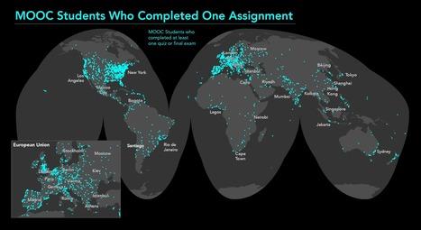 Making Maps of a MOOC | e-learning-ukr | Scoop.it