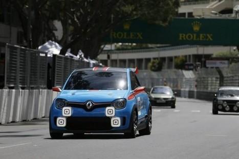 Renault officialise enfin la Twin'Run | Auto , mécaniques et sport automobiles | Scoop.it