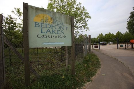 Outdoor fun and games for the family at Bedfont Lakes - getwestlondon | CLOVER ENTERPRISES ''THE ENTERTAINMENT OF CHOICE'' | Scoop.it
