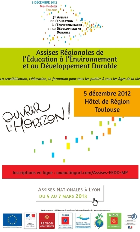 Graine Midi-Pyrénées - Réseau d'éducation à l'environnement - Assises régionales 2012 | Bien être et Sport en entreprise | Scoop.it