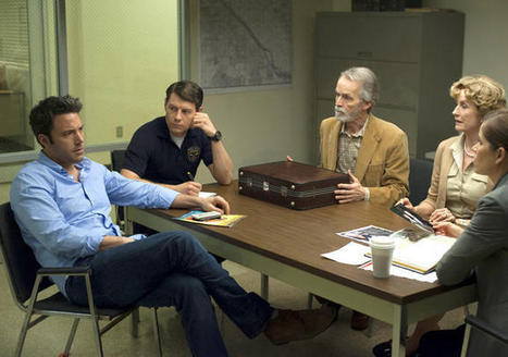 'Gone Girl' DP Jeff Cronenweth on Digital Vs. Film and Working with David Fincher | Cinematography | Scoop.it
