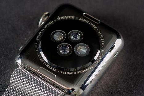 Apple confirms Watch OS update tweaks heart rate monitoring | mHealth | Scoop.it