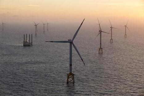 Windmolenpark C-Power goed voor 100 jobs | Belgian offshore wind energy news | Scoop.it