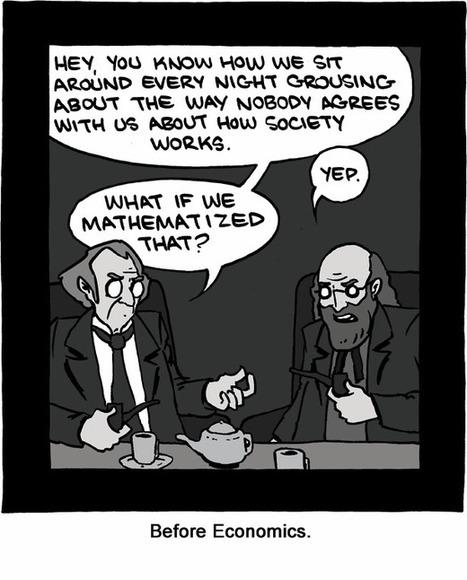 SMBC: Before Economics | Comics | Scoop.it