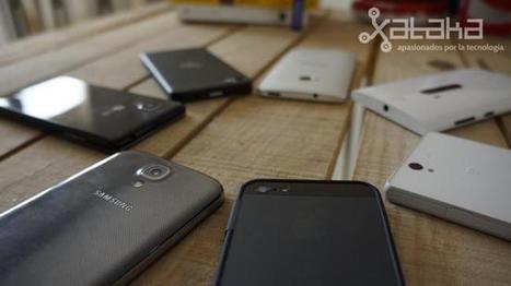 Los doce mejores smartphones en México | msi | Scoop.it