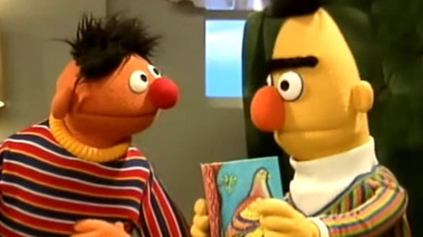 Gay wedding cake for Sesame Street's Bert and Ernie refused by ... | Weddings | Scoop.it