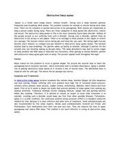 obstructive_sleep_apnea.pdf | Sleep Center Maryland | Scoop.it