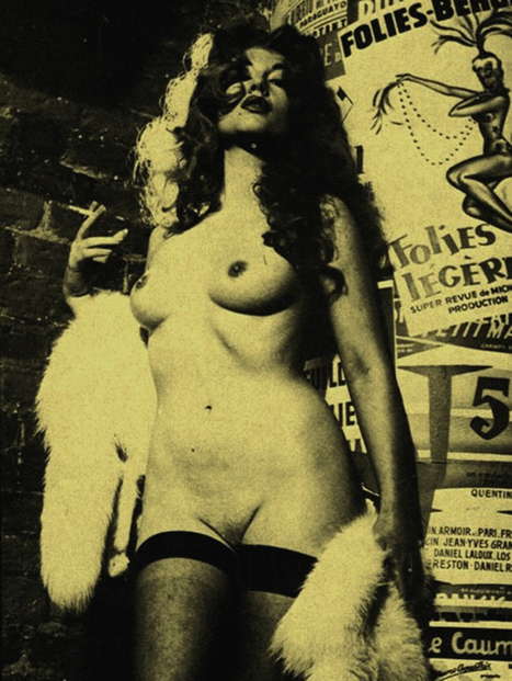 Vintage Folies Nude with Stockings | Sex History | Scoop.it