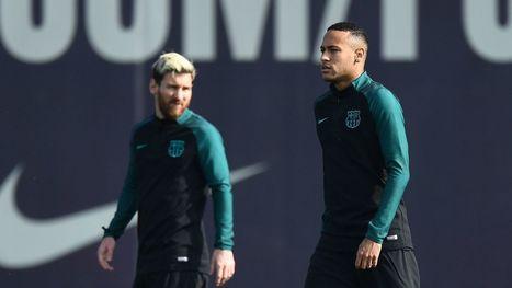 Barça vs Man City: Team News | In the net. Football | Scoop.it