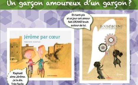 À Toulouse, une exposition sur la littérature jeunesse pour lutter contre les discriminations | Yagg | Littérature de jeunesse | Scoop.it